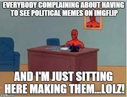 Meme Generator Spiderman - new fap meme generator spiderman puter desk meme imgflip kayak
