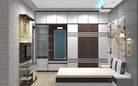 bedroom interior design services service provider from kolkata
