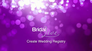 how to create a wedding registry create wedding registry