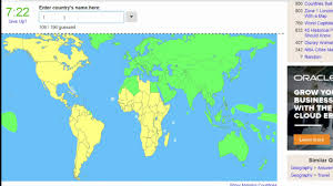 Countries Of The World Map by Jetpunk Countries Of The World Youtube