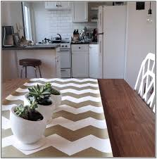 Grey Chevron Table Runner Paper Table Runner Roll Home Design Ideas