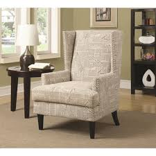 Oversized Reading Chair by Chair Aaron Reclining Fabric Accent Chair Copper The Brick Chairs