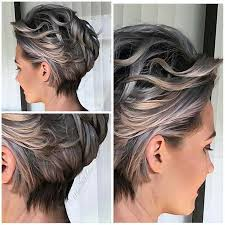 hairstyles for thin grey 50 plus hair best 25 short grey haircuts ideas on pinterest where does grey