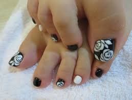 46 cute toe nail art designs adorable toenail designs for