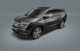 Honda Pilot New Body Style The 2016 Honda Pilot Is The Most Powerful Model Yet Packing 280hp