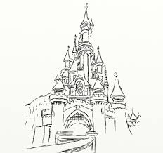 disney castle colouring free coloring pages on art coloring pages
