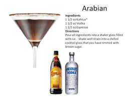 Blind Russian Drink Recipe Like A Black Russian Cocktail But With Espresso Added Great Way