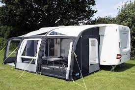 Kampa Caravan Awnings Kampa Rally Air Pro 390 Plus Lh Kampa Awnings