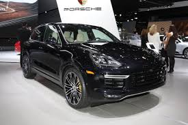 porsche suv inside the top five porsche cayenne models of all time