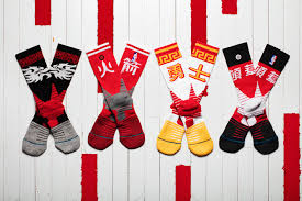 stance unveils nba new year socks