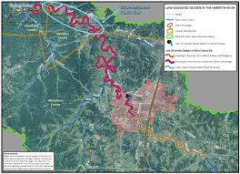 Tennessee River Map Water Quality Of The Harpeth River Harpeth Conservancy