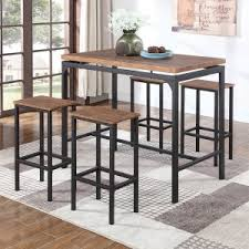 rectangle pub table sets rectangle pub tables hayneedle