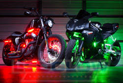 white led motorcycle light kit motorcycle led light kits accessories and lights upgrades