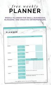 social media planner free weekly social media planners done for you planners