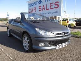 used peugeot 206 allure manual cars for sale motors co uk
