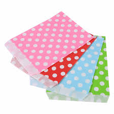online shop 25 x candy paper bags food quality craft favor candy