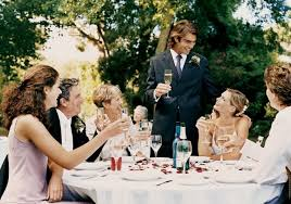 Tips For Making A Wedding Toast by Sample Wedding Day Toasts