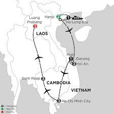 Laos World Map by Travel To Laos With Monograms