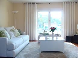 Curtains For Formal Living Room Clever Window Curtain Sofa Formal Living Room Window Treatment