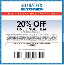 bed bath beyond 20 off bed bath and beyond printable coupon 2018 march thanksgiving