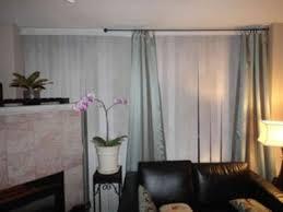 Curtains Over Blinds Curtain Rod Over Vertical Blinds Eyelet Curtain Curtain Ideas