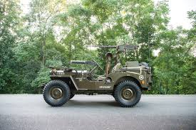 willys jeep off road 1951 willys m38 jeep
