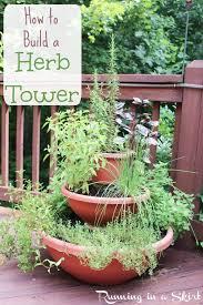 Diy Herb Garden Best 25 Patio Herb Gardens Ideas Only On Pinterest Gardening