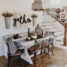 dining room wall decor ideas modern farmhouse dining room michaelsmakers aka designs dining