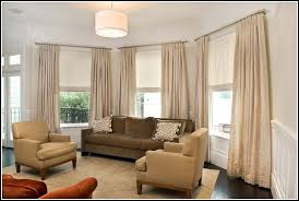 white decorative double curtain rods curtains home design