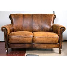 Rustic Leather Sofas Best Worn Leather Gallery Liltigertoo Liltigertoo