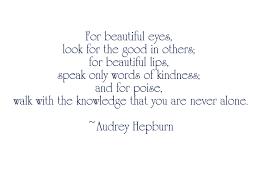 Audrey Hepburn Love Quotes by Desert Girls Vintage Audrey