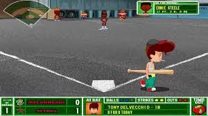 backyard baseball 2001 melonheads vs astros coc youtube