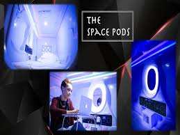Google Sleep Pods Met A Space Pod Boat Quay Singapore Singapore Booking Com