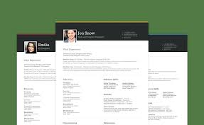 buy resume templates clean resume templates