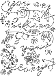free printable new year coloring pages color me caring