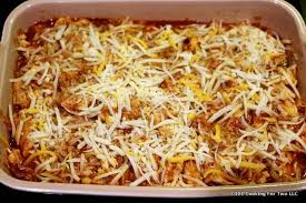 Cooking Light Enchilada Casserole Healthier Chicken Enchilada Casserole In 60 Minutes 101 Cooking