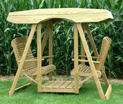 outdoor glider swing with table porch swings and gliders porch swings and gliders with canopy