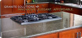 Granite Tile Kitchen Countertops by Benissimo Systems Granite Solutions Modular Slab Granite Tile