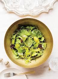 cuisiner la salade verte vinaigrette balsamique érable pour salade verte ricardo