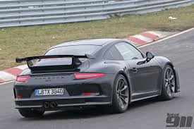 latest porsche exclusive porsche 991 2 gt3 prototype spotted testing total 911