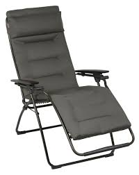 Reclining Gravity Chair Futura Air Comfort Taupe Padded Zero Gravity Recliner