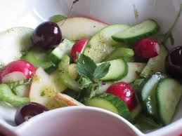 Celery Salad Cucumber Apple And Celery Salad With Chicken U2013 My Favourite Pastime