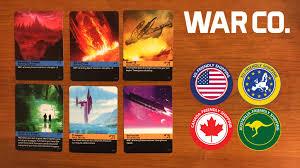 war co expandable card game by brandon rollins u2014 kickstarter