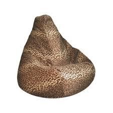 animal print bean bag chairs you u0027ll love wayfair