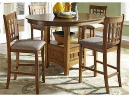 Pub Dining Room Set by Liberty Furniture Bar And Game Room 5 Piece Pub Set 25 Cd 5pub