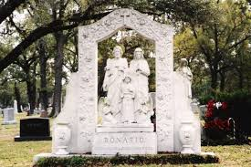 headstones houston cemetery headstones monuments markers and memorials