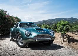 1961 Aston Martin Db4 Gt Zagato Bthinx