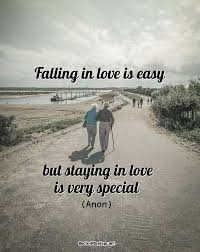 Long Lasting Love Quotes by Falling In Love Is Easy But Staying In Love Anonymous Quote