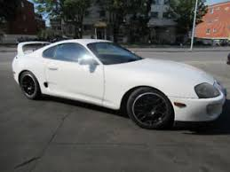 toyota for sale kijiji toyota supra buy or sell used and salvaged cars trucks in