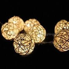 decorative lights for home led rattan string light decorative lights for grand wedding